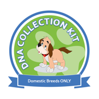 DNA Collection Kit for Domestic Breed Dogs MuttMix
