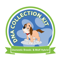 DNA Collection Kit Order for Domestic Breeds and Wolf Hybrids
