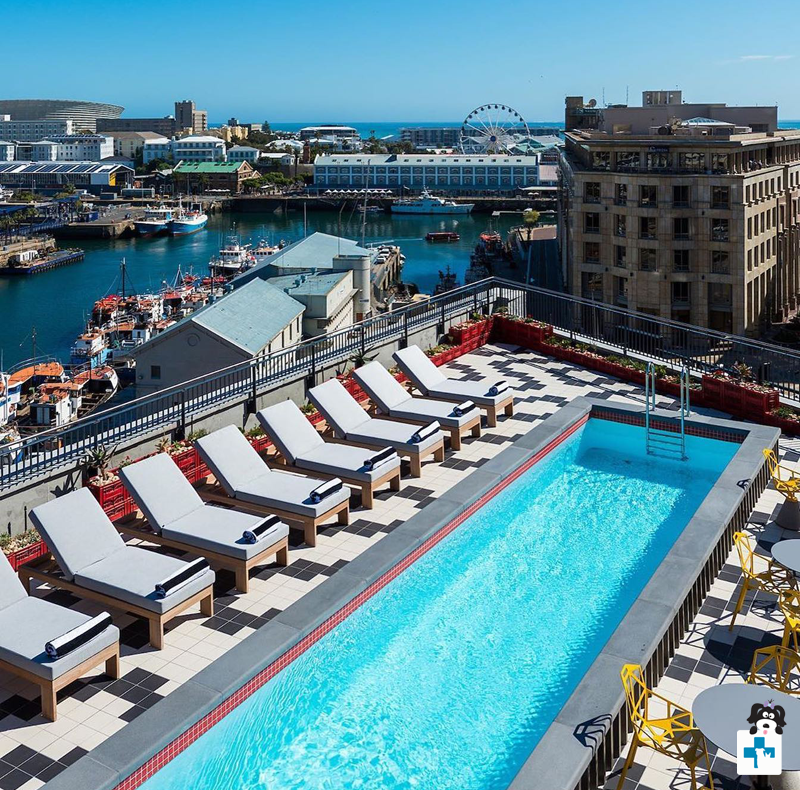 Radisson, Radisson RED Hotel, Pet Friendly hotel, Holiday Accommodation, Cape Town, V&A Waterfront, Baxter