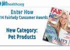 2014 Fairlady Consumer Awards Entry