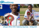 Pet health care hills south africa Township Dog Show Umngeni SPCA Max Mxolisi Zondi, Max the mutt takes top honours at 2014 Township Dog Show, dieregesondheid, animal health, pet insurance, diere versekering, troeteldierversekering suid afrika, south Africa, Pet Health Care, pet care health, petcarehealth, pethealthcare, ask the vet, dieremaniere, animal behaviour, sick animals, siek diere, honde, katte, cats, dogs, veterinary advice, dog walks, dog events, pet wellness, kitten care health, pet care health