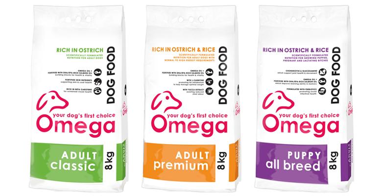 Omega Dog Food Suppliers